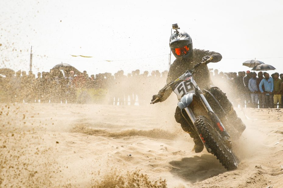 Best Action Camera for Dirt Biking