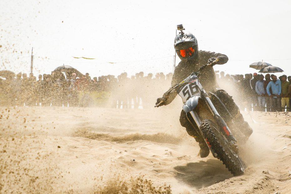 Best Action Camera for Dirt Biking