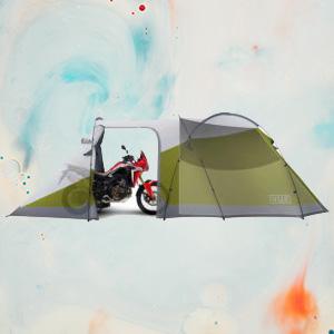 Vuz Moto Camping Tent