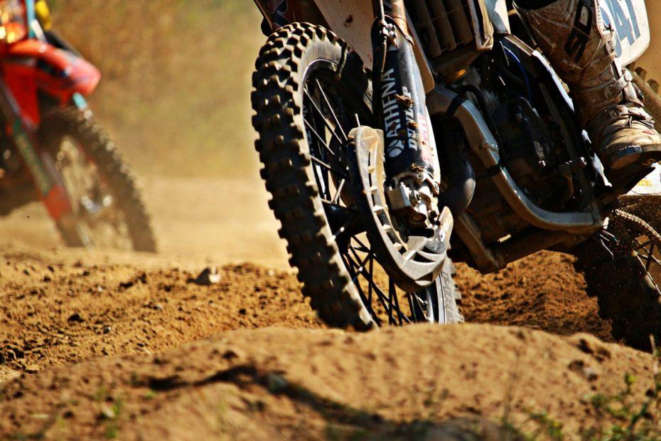 how dirt bike gears work