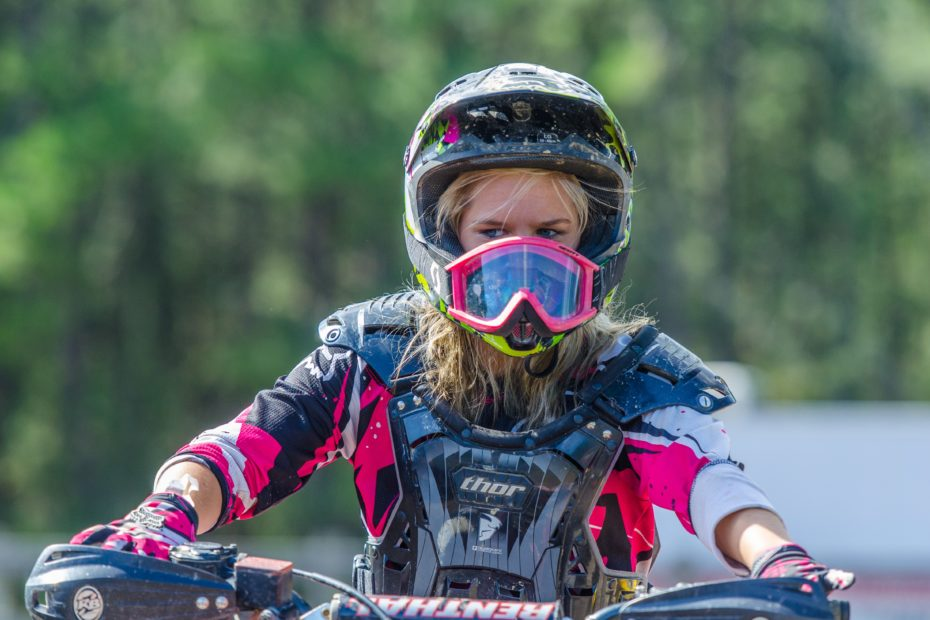 Dirt Bike Tips For Women Riders