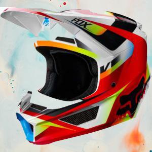 Fox Racing V1 Motif
