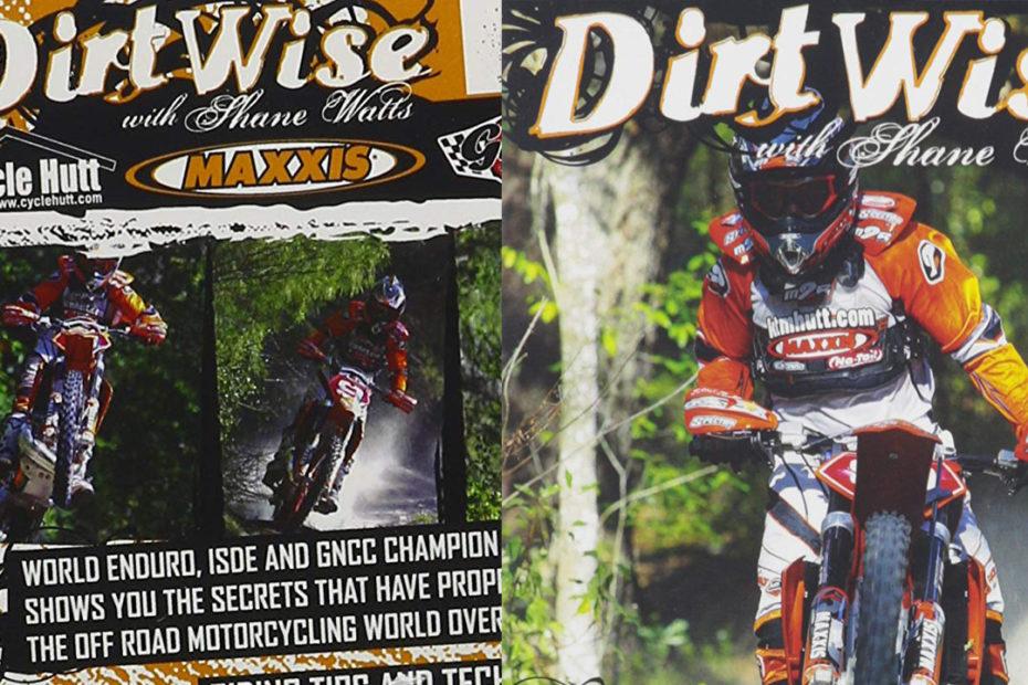 Shane Watts DirtWise DVDs