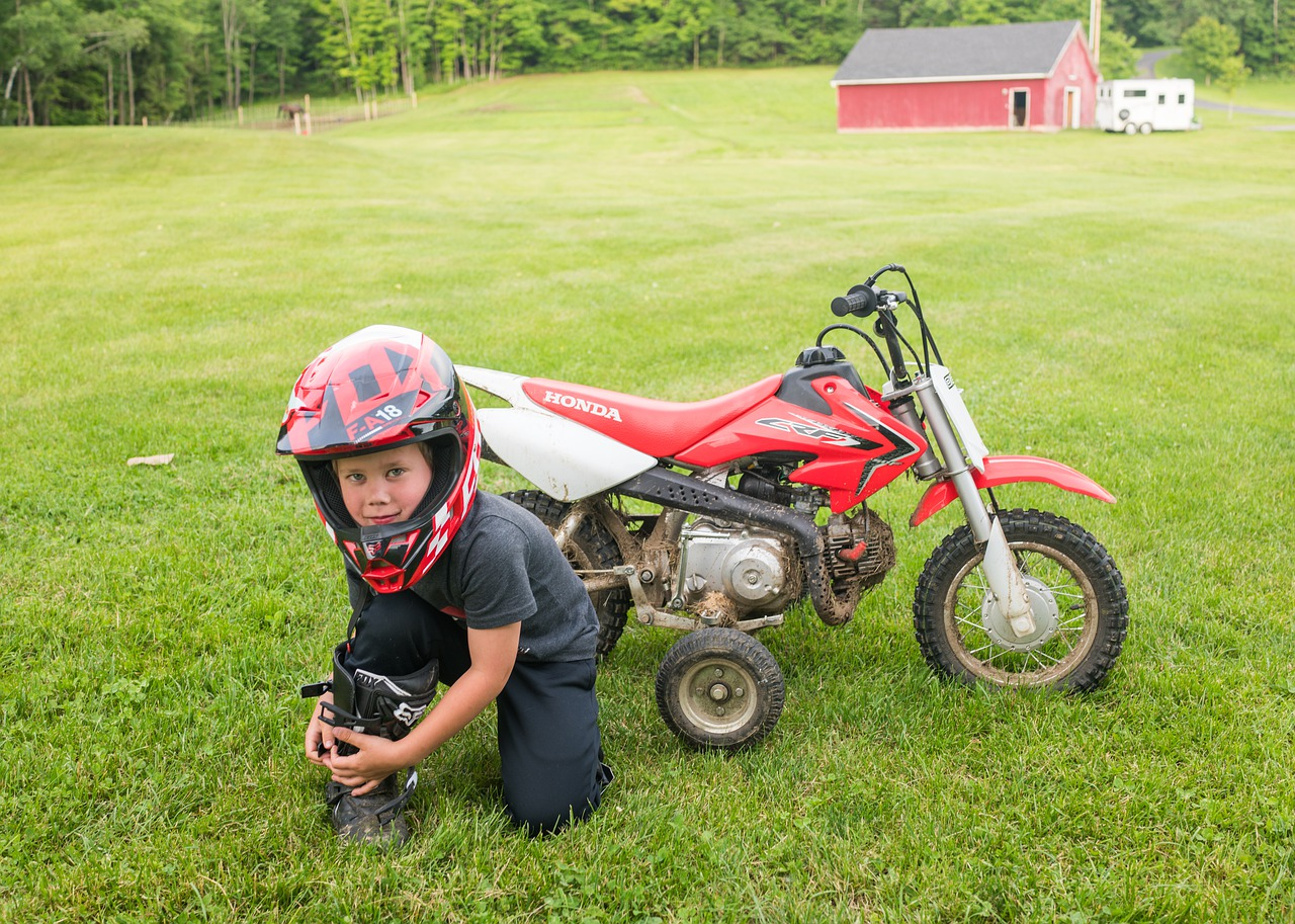 best dirt bikes for 10-year olds